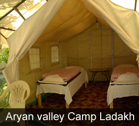 Aryan Valley Camp